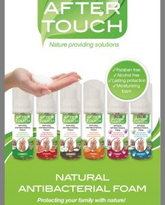 Waterless Hand Sanitiser Australia