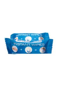 instant wipe box